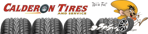 Calderon Tires and Service